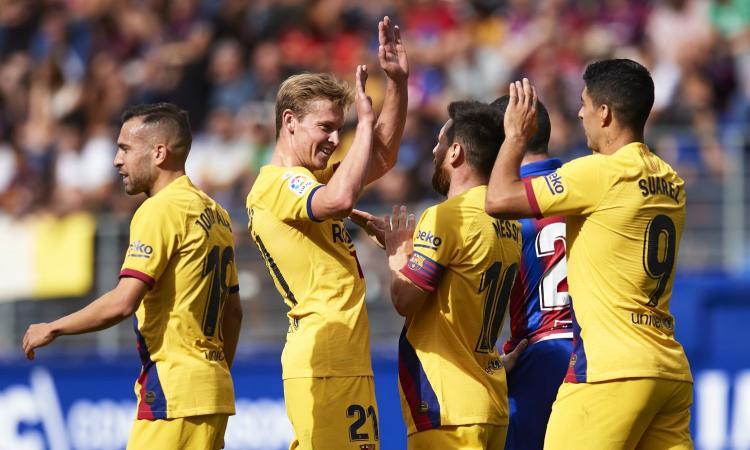 Barcellona: due club su Suarez