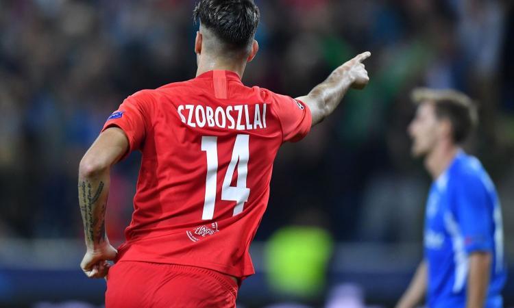 Szoboszlai-Milan, altro indizio: il padre condivide notizia del possibile arrivo in rossonero con Rangnick FOTO