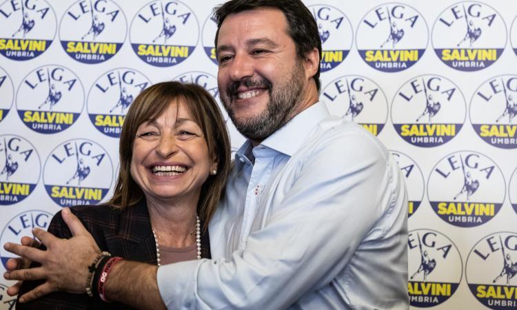 Moderati votano Salvini, l'Italia vuole il 1° governo di Destra dal dopoguerra