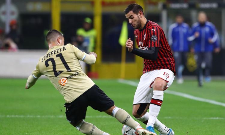Milan, cresce il valore di Theo Hernandez: la cifra