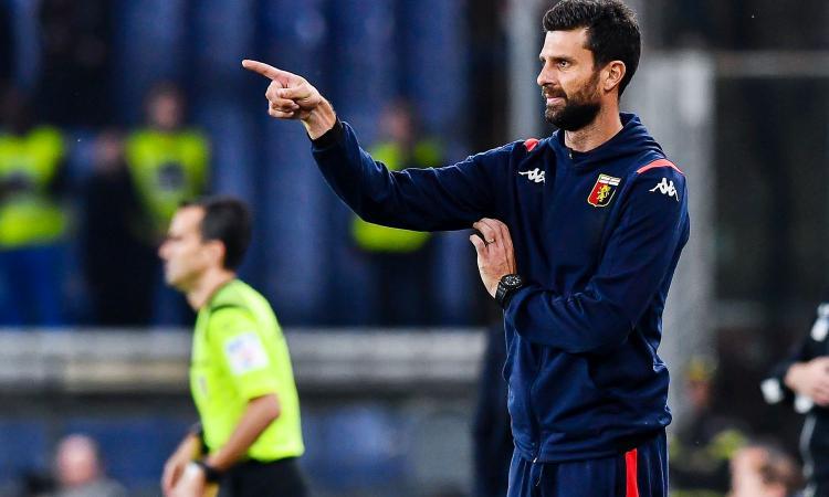Genoa, ag. Thiago Motta: 'Non è un santone. Farà il meglio per la squadra'