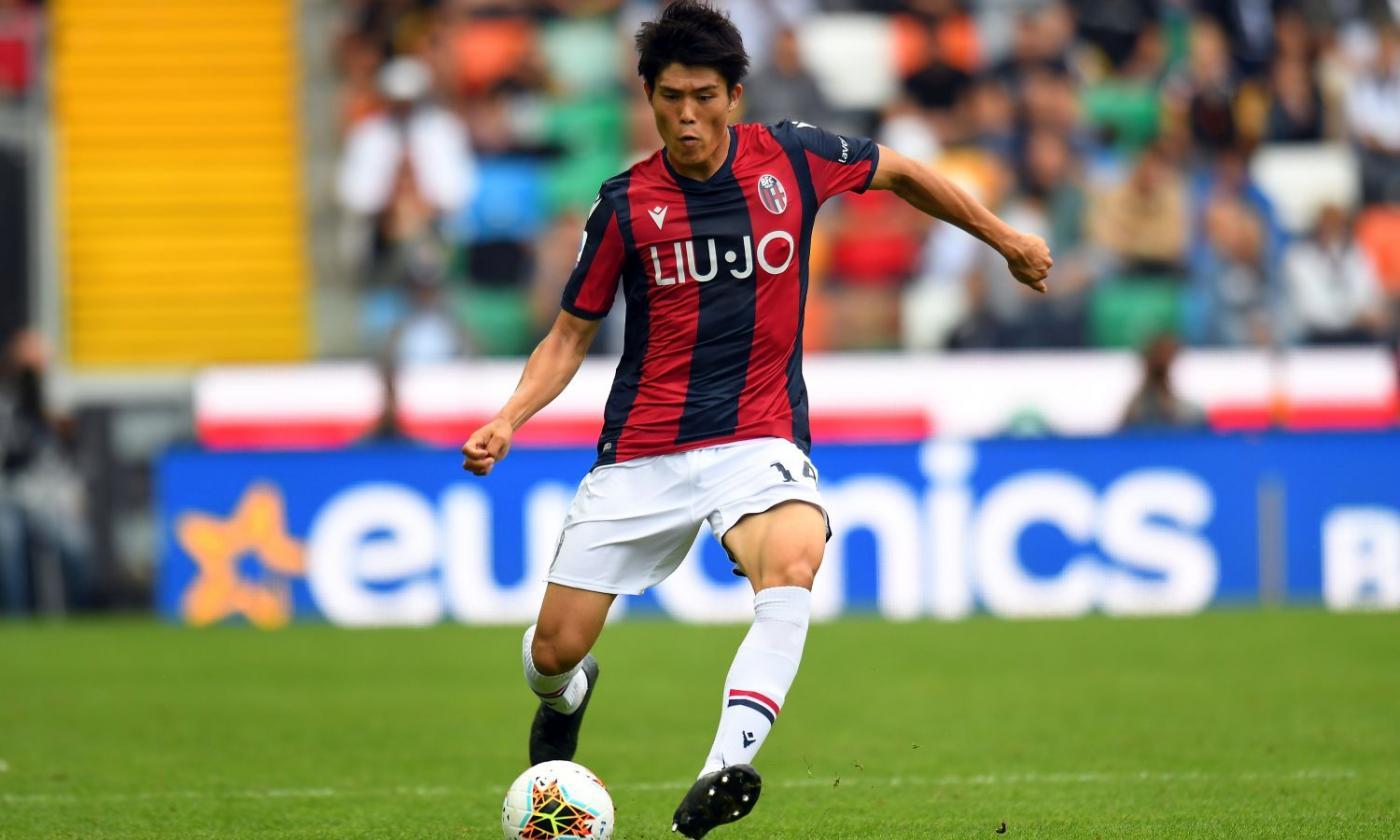 Bologna: risposta alla Roma per Tomiyasu   Mercato   Calciomercato.com