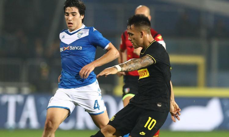 Brescia-Inter, le pagelle di CM: Skriniar in affanno, Balotelli in crescita. Tonali e Lautaro da applausi