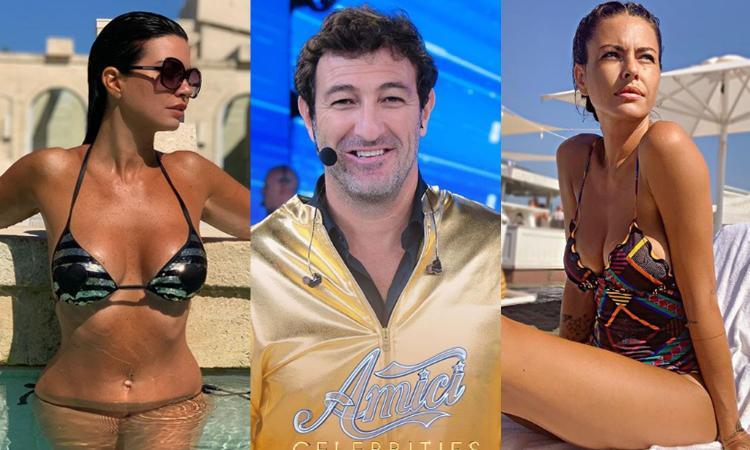 Amici Celebrities: Ferrara in finale, ma le stelle sono Pamela e Laura FOTO