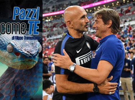 I detrattori dell'Inter sono i suoi tifosi! Come può Spalletti essere meglio di Conte?