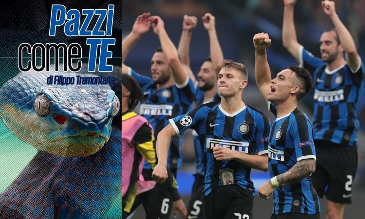 Questa è l'Inter che ci piace! Col Dortmund ha ricordato la squadra del Triplete