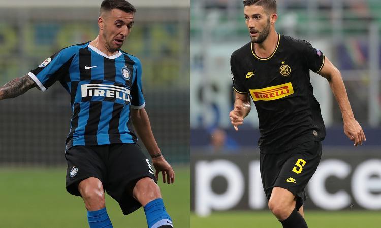 Gagliardini e Vecino si giocano il futuro: a gennaio l'Inter tornerà sul mercato