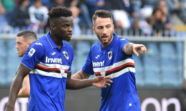 Genoa-Sampdoria, clamoroso contatto per Bertolacci e Caprari?