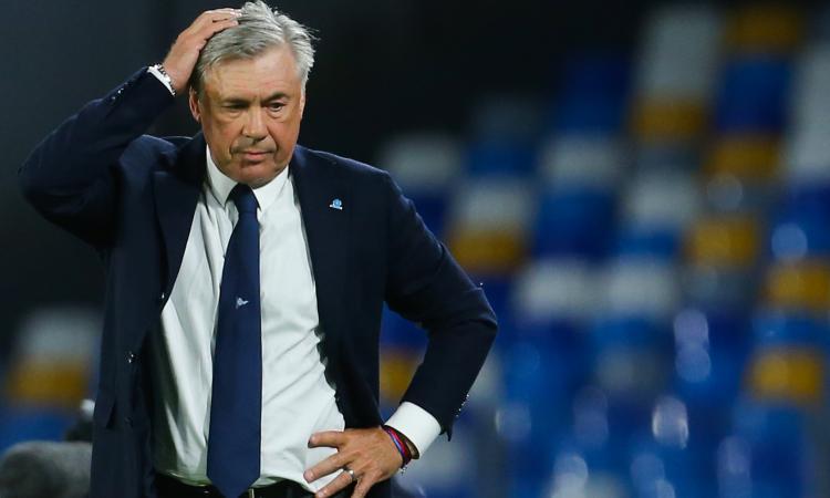 Napoli, Ancelotti ai suoi giocatori: 'Adesso si fa come dico io!'