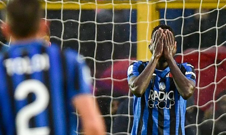 Atalanta, Barrow: 'Vogliamo riscattarci contro il Milan'