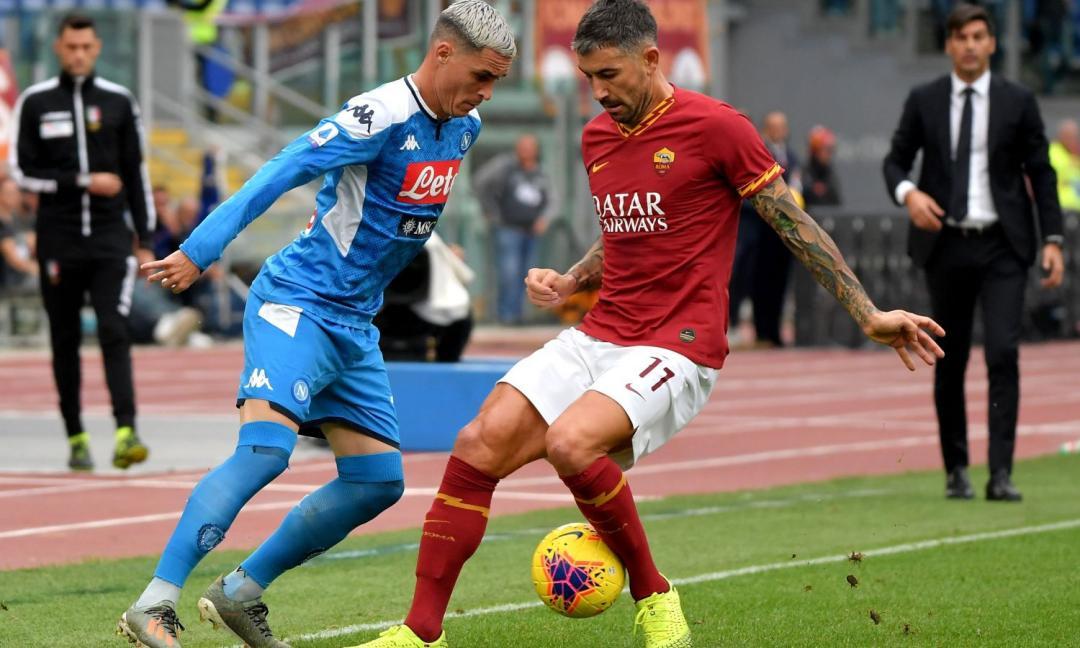 Napoli-Roma, storia di un derby... del sole!
