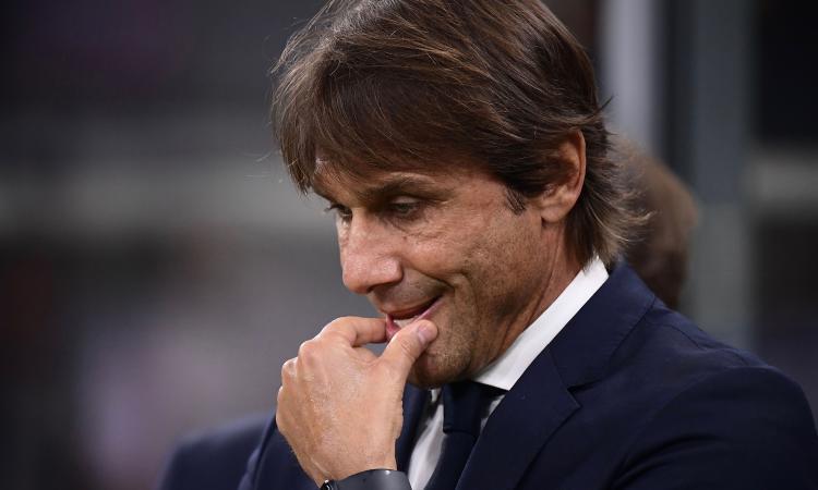 Inter, Conte senza più centrocampo: Candreva e Politano i jolly contro Roma e Barcellona