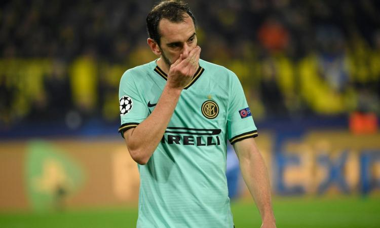 Fatica con Conte, certezza in nazionale: Inter, quando vedrai il vero Godin?