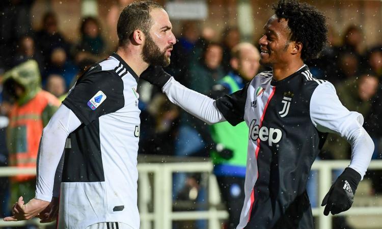 Juve-Brescia, le pagelle di CM: Cuadrado il migliore, Dybala sentenza. Balotelli fantasma