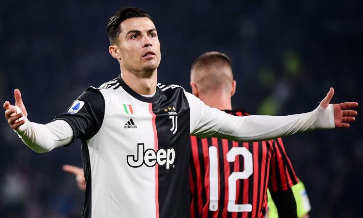 Ronaldo, post su Instagram: quanti like tra i compagni della Juve