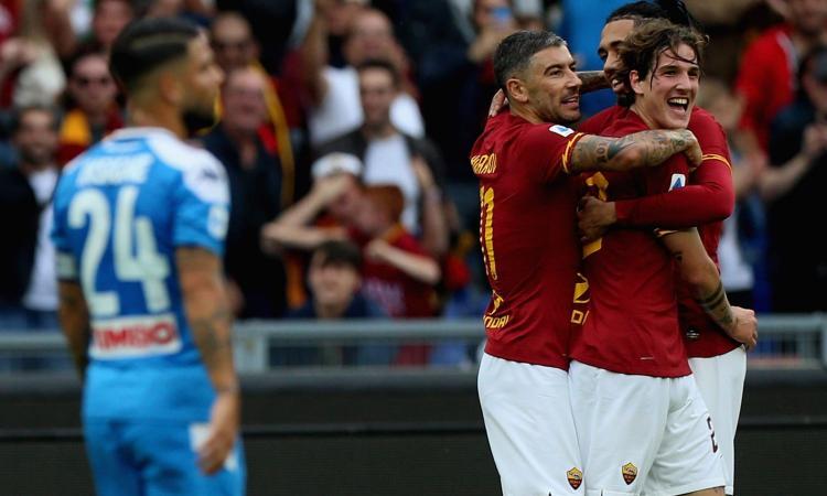 Fonseca uomo in più: la Roma può pensare allo scudetto, il Napoli può anche scordarselo