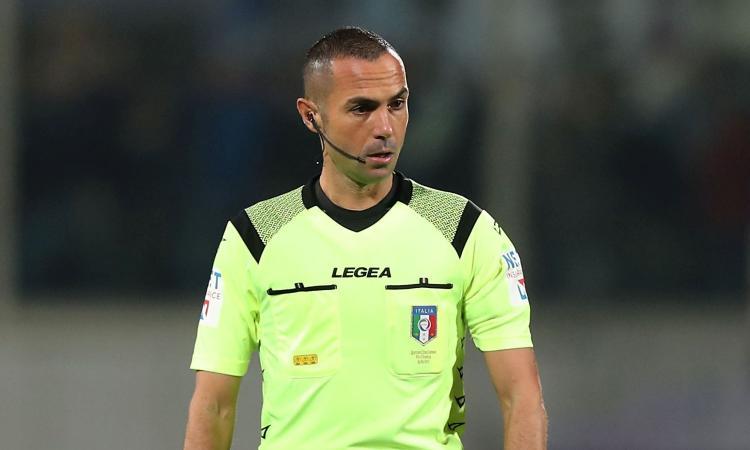 Arbitri Serie A: Guida per Milan-Juve, c'è La Penna al Var. Maresca per la Lazio