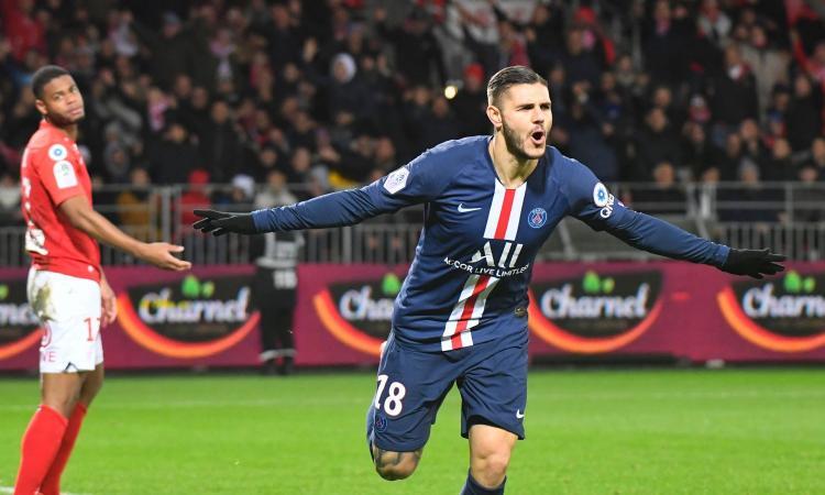 Ligue 1: Icardi entra e la decide dopo 5' contro il Brest. Vince il Monaco, è a -1 dal 3° posto. Frena ancora il Lille