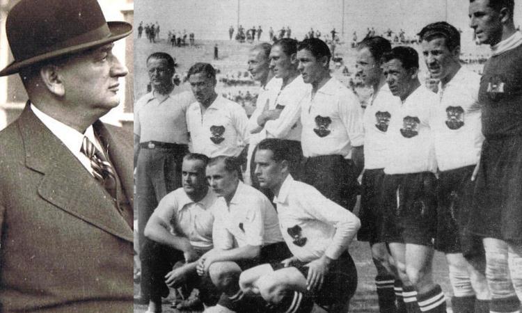 Meisl: arbitro, allenatore, dirigente, inventore delle coppe europee e del mitico Wunderteam