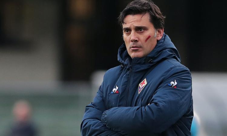 Fiorentina, Montella: 'Sottil forse voleva emulare Ribery, lo perdono. Su Chiesa...' VIDEO