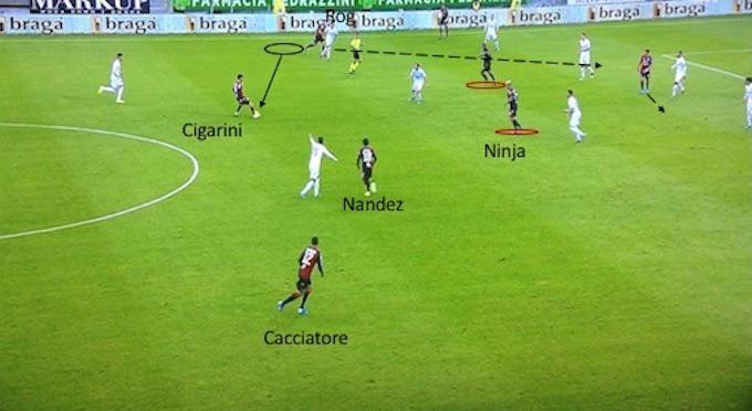 Nainggolan: rinato a Cagliari con Maran, ma non andrebbe bene per l'Inter di Conte