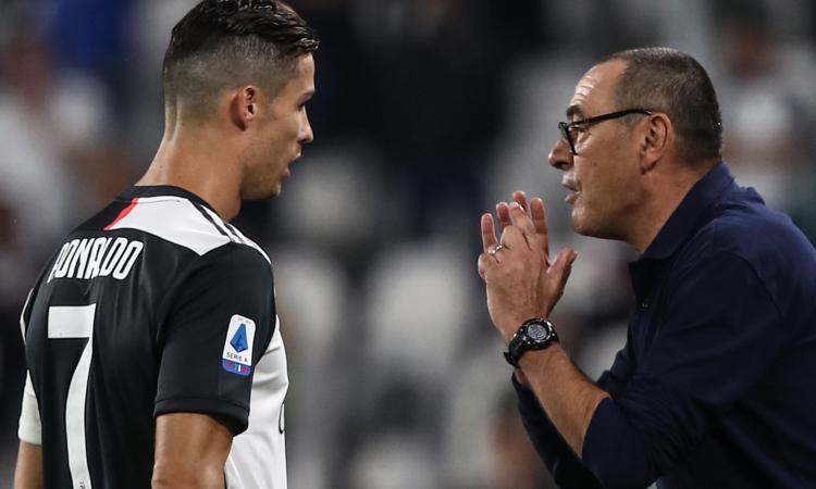 Sarri, perché non tornare al 4-3-3? Così la Juve può ritrovare il vecchio Ronaldo