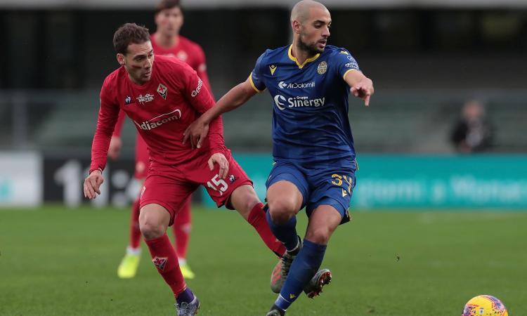 Fiorentina, pressing su Amrabat