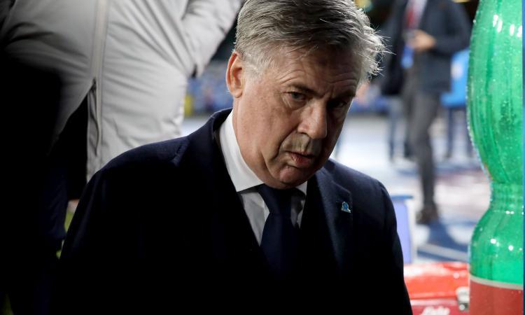 Napoli, Ancelotti non si accontenta: la squadra torna in ritiro