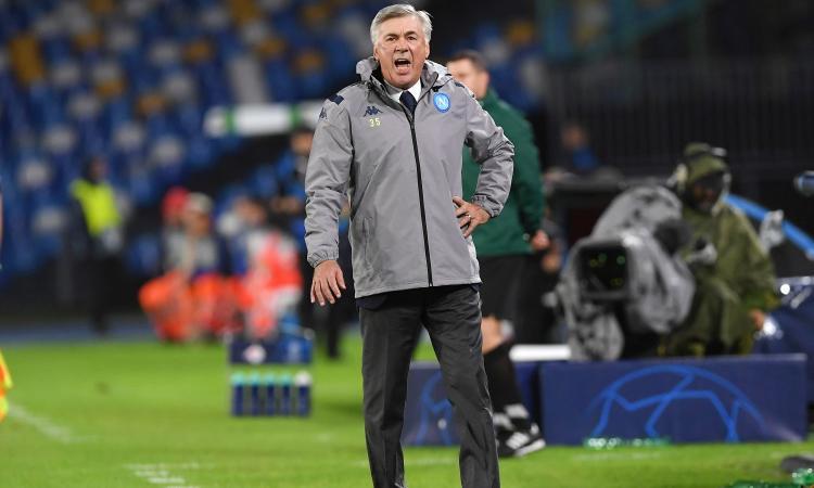 Caos Napoli, Ancelotti vincitore di giornata: fiducia da De Laurentiis e più poteri decisionali