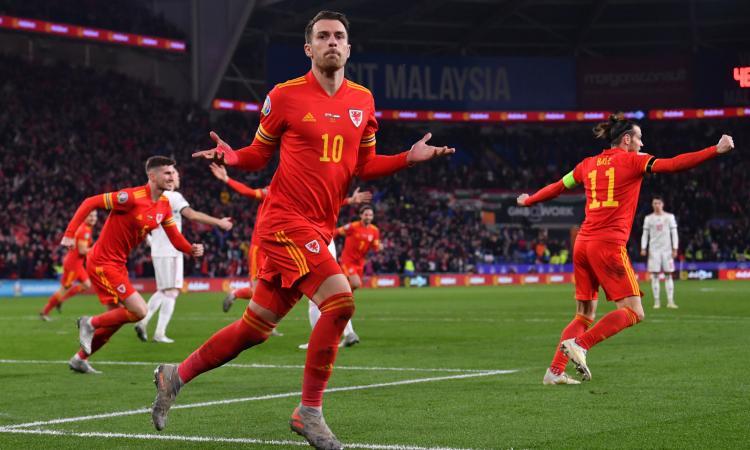 Ramsey manda il Galles a Euro2020: le qualificate, chi va agli spareggi e le possibili avversarie dell'Italia