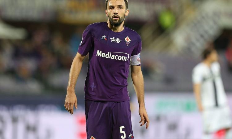 Fiorentina: Badelj offerto a un club
