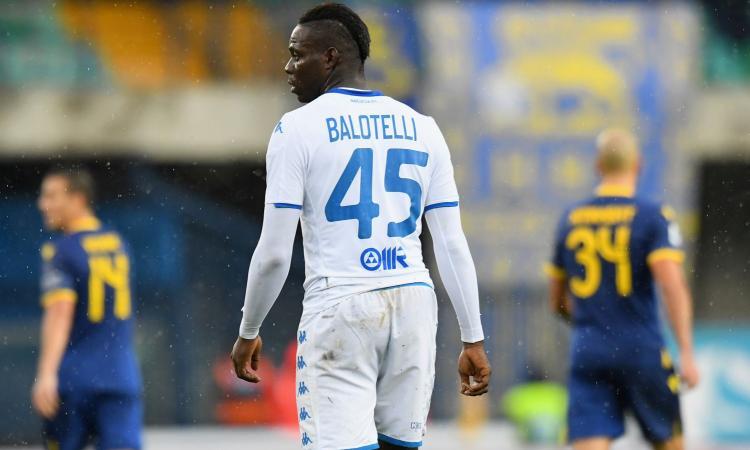 Brescia, Balotelli non si allena nemmeno oggi