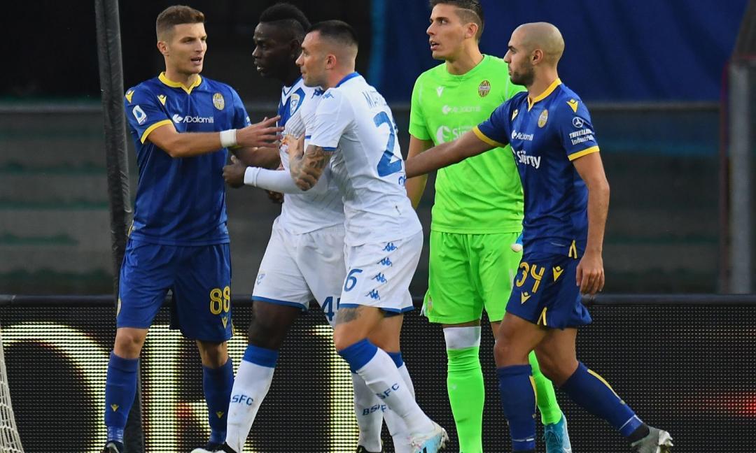 Balotelli diventa il caso di Verona