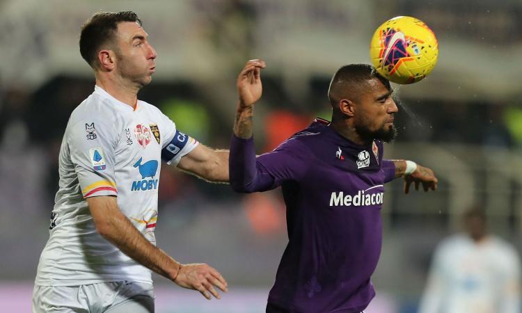 Convocati Fiorentina: fuori Boateng