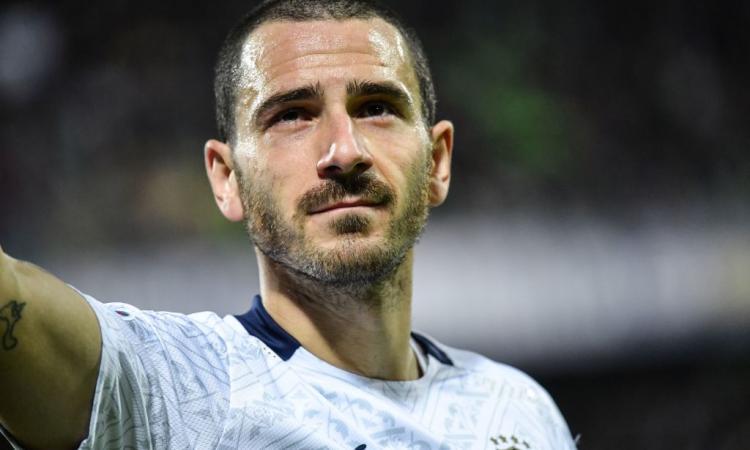 Italia, Bonucci: 'E' iniziata una nuova era, orgoglioso di essere il capitano'