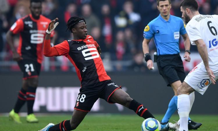 Milan, per Camavinga si fa sotto il Man United. Pres. Rennes. 'Ci sono stati dei contatti, decidiamo a fine stagione'