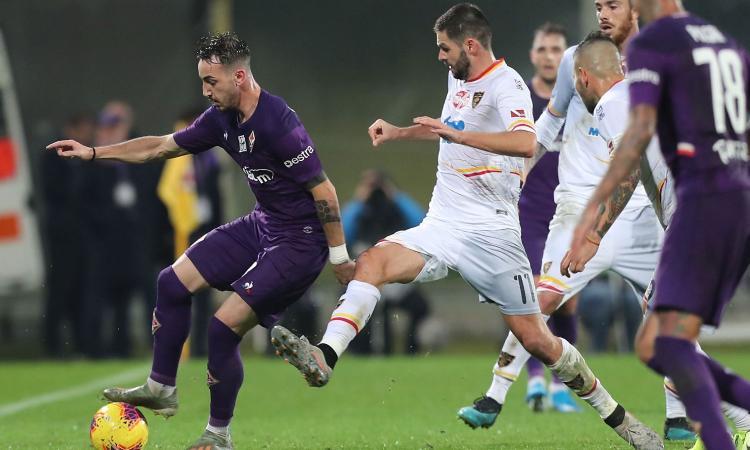 Fiorentina, Castrovilli: 'Boccata d'aria, ci mancava lucidità'