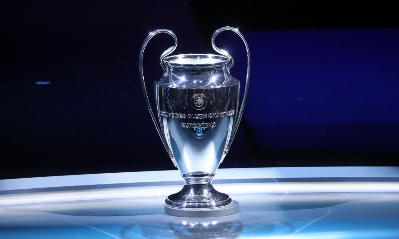 Risultato immagini per champions league