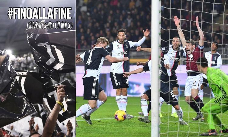 Chirico: mano De Ligt, Doveri ha sbagliato a non sbagliare. Contro la Juve è sempre rigore, come a Lecce!