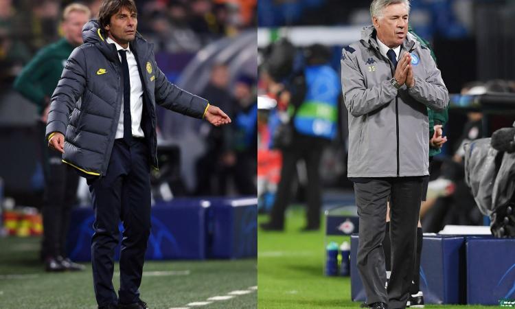 Inter e Napoli, la Juve vi ringrazia