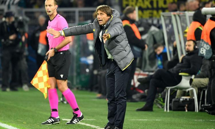 Inter, Conte esplode: 'Venissero i dirigenti a parlare! Più di questo non posso fare' VIDEO