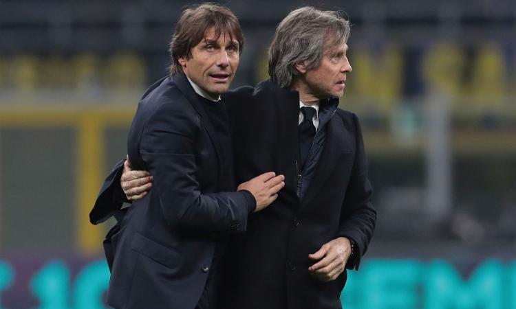 Inter, Conte: 'Grande reazione dopo Dortmund, 31 punti in 12 giornate nemmeno nelle più rosee aspettative'