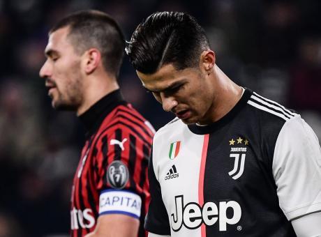 Ronaldo, relax in famiglia dopo la rabbia per il cambio FOTO