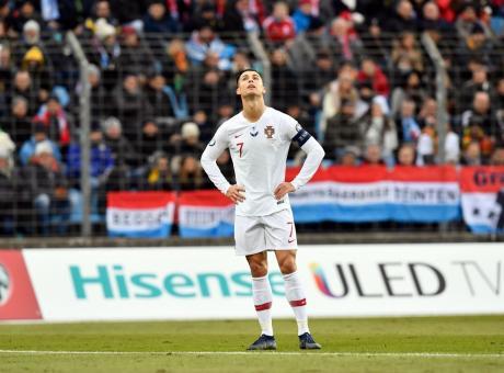 Infortunio Ronaldo Juve In Ansia Non Si Allena Nemmeno Oggi Tutte Le Ultime Santos Non E Un Problema Lieve Primapagina Calciomercato Com