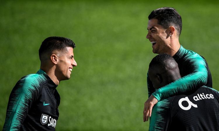 Il ct del Portogallo smentisce Sarri: 'Cristiano Ronaldo sta benissimo e giocherà' VIDEO