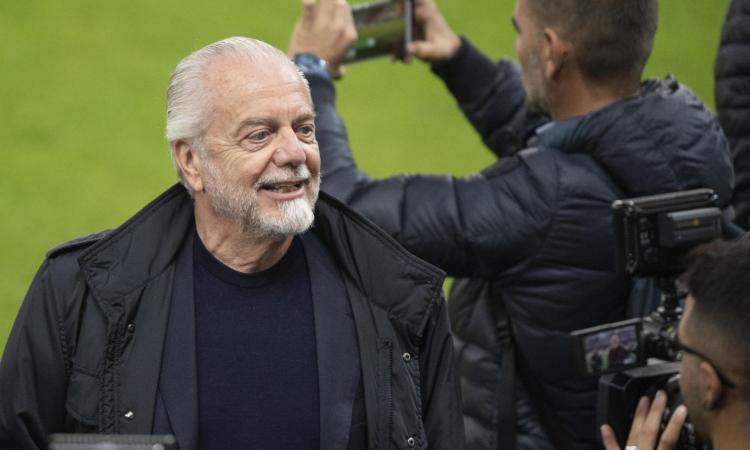 Napoli, De Laurentiis: 'Ancelotti un amico, l'ho salvaguardato col divorzio. Ora c'è Gattuso, Ringhio Star' VIDEO
