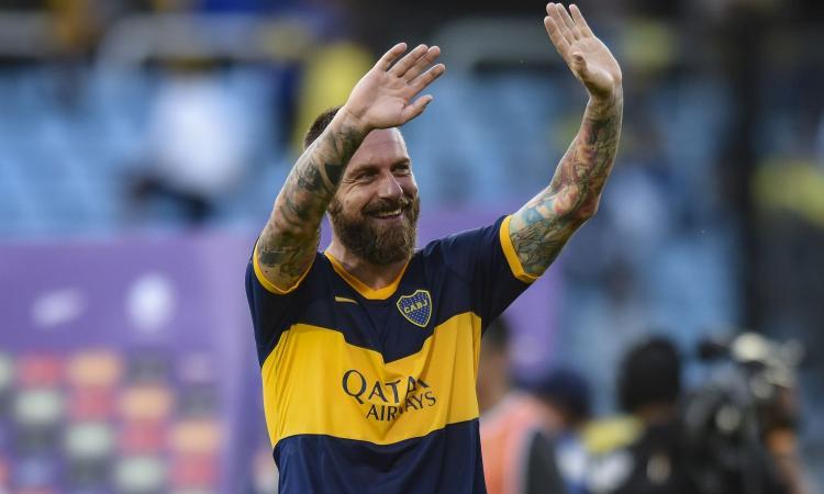 Ameal nuovo presidente del Boca Juniors: Riquelme sarà il suo vice, futuro in bilico per De Rossi