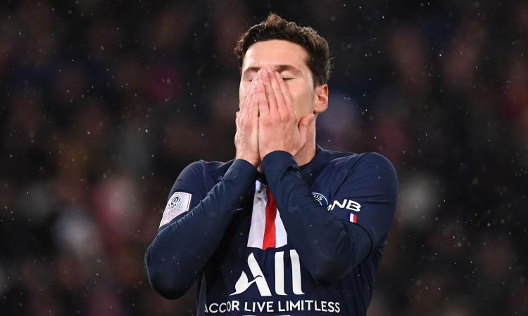 Lazio: offerto un centrocampista del Paris Saint Germain