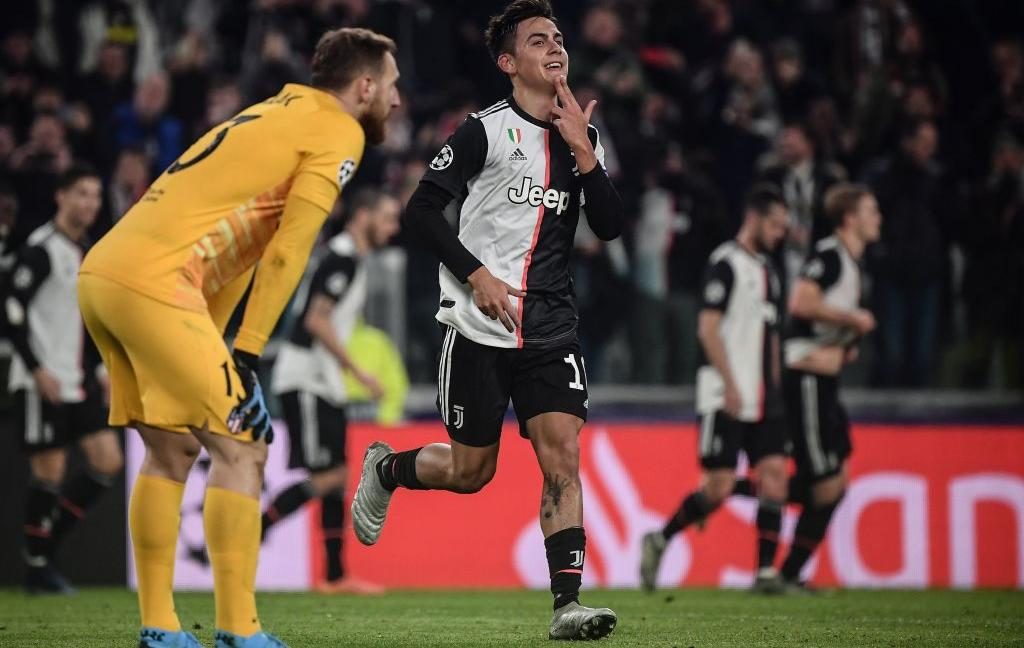 Dybala... pizzet. La Juventus stacca il pass