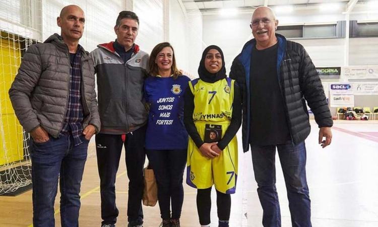 La musulmana Fatima e il basket: almeno stavolta non era discriminazione religiosa